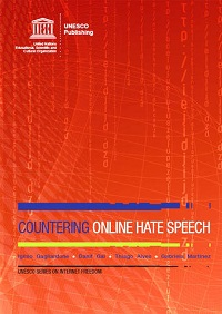 Countering Online Hate Speech_Unesco_Capa