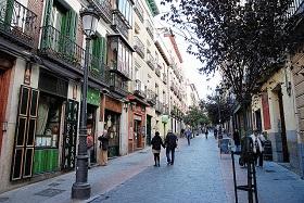 Madrid sem carro