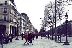 Paris sem carro