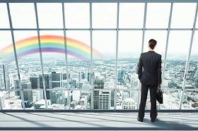 Fotomontagem Shutterstock - LGBT nas empresas